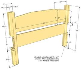 Bed Frame Measurements For Headboard Dimensions Dimensions Info