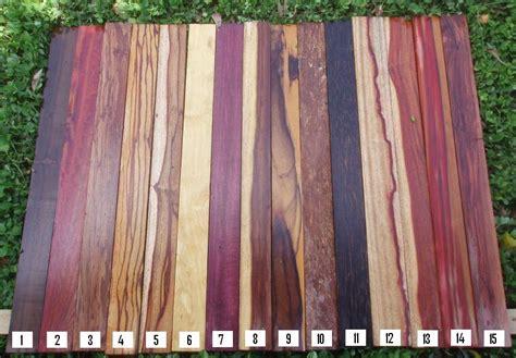 wood exotic hardwood lumber pdf plans