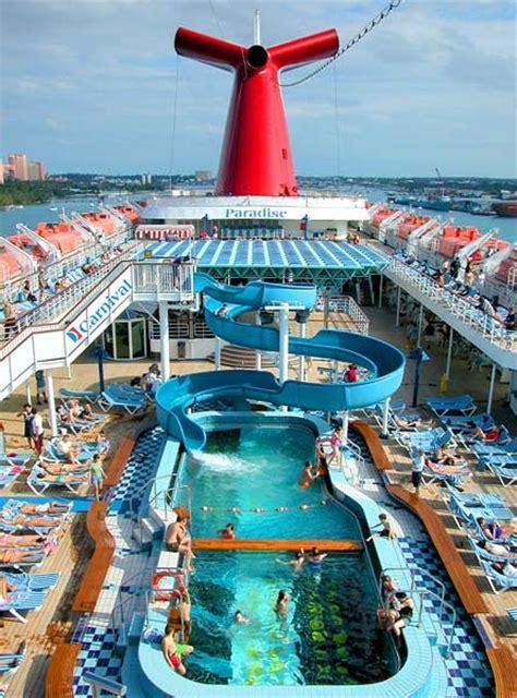 Carnival Paradise Cruise Ship (:   Polyvore