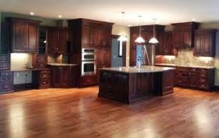 Wood Countertops Toronto by Kitchens With Wood Floors Large Open Concept Cherry