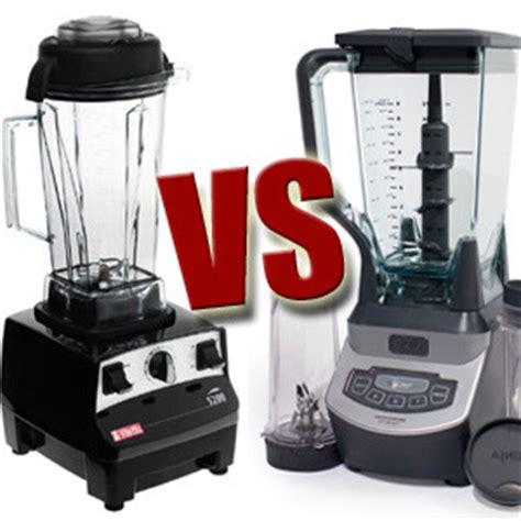 Kitchenaid Blender Versus Nutribullet Food Mixer And Stand Vitamix Blender Compared To