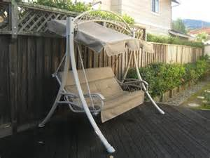 Patio Swing Price Costco Swing Replacement Cushion Canopy Cp S