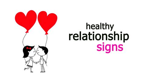 Signs Of A Healthy Relationship by Signs Of Building A Healthy Relationship Boy