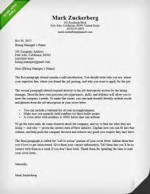 Cover Letter No Contact Name by Cover Letter Format With No Address Cover Letter Templates