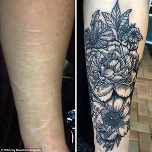brisbane tattooist whitney develle offers to cover people