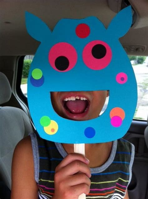 mask craft for kid crafts