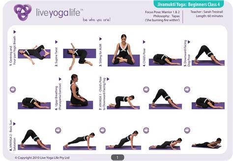 printable hatha yoga poses hatha yoga for beginners complete set classes 1 to 7