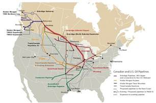 with keystone xl in limelight enbridge plans aggressive