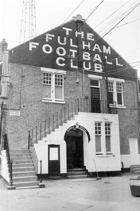 The Cottage Fulham by The Black And White Years Scorching Vintage Photos Of