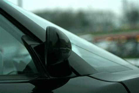 Ba Chris Black Doff Glass how to remove hardened water spots from auto mirrors glass it still runs