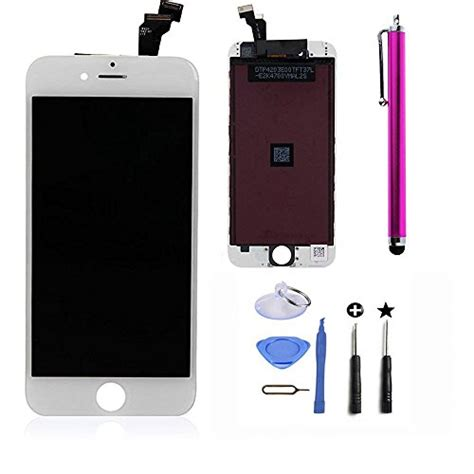 Lcd Fullset Iphone 7 Iphone 7plus Touchscreen Original 100 lcd touch screen digitizer frame assembly set lcd touch screen replacement for iphone 6 4