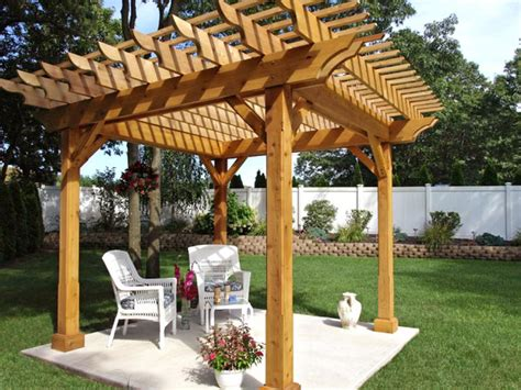 pergola  gazebo design trends diy