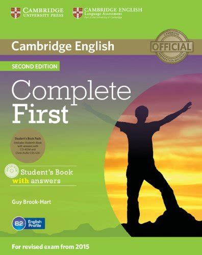 libro complete first students book libro cambridge english complete advanced 2ed student s book pack student s book with answers