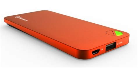Power Bank Jackery Air jackery air premium ultra thin aluminum portable charger
