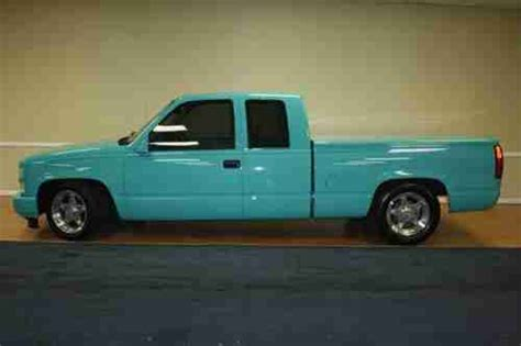 sell used 1992 chevy silverado 1500 extended cab in temecula california united states