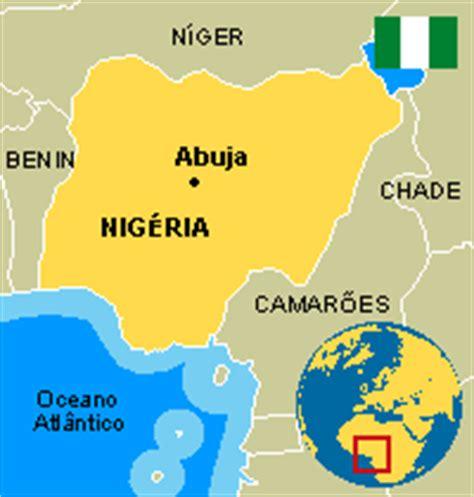 geografia da nigÉria!!: localizaÇÃo e limites