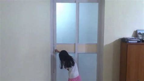 How To Remove A Swinging Kitchen Door by Our New Kitchen Door Swing Slide Door