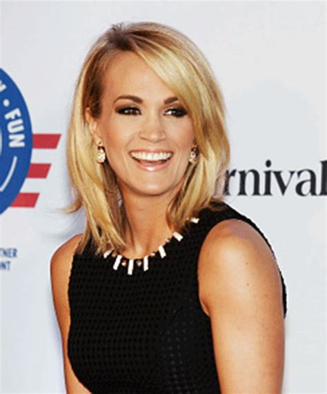 Carrie Underwood Hairstyle by 20 Best Images About Mid Length Cuts On