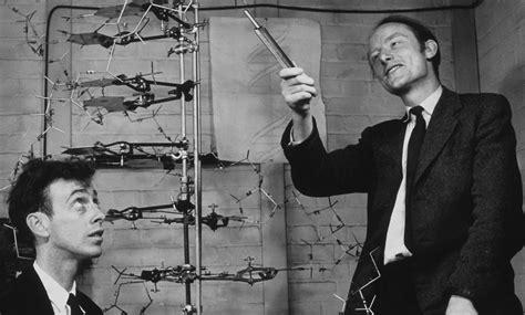biografia watson y crick el secreto de la vida cumple 60 a 241 os materia