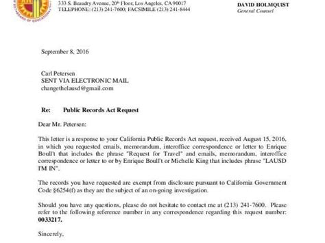 California Records Act Request Form Records Request Letter California Docoments Ojazlink