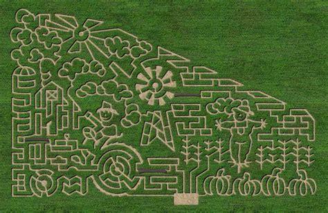 corn mazes   bay area