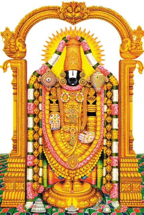 lord venkateswara photo frames with lights and music lord venkateswara swamy paper print religious posters in