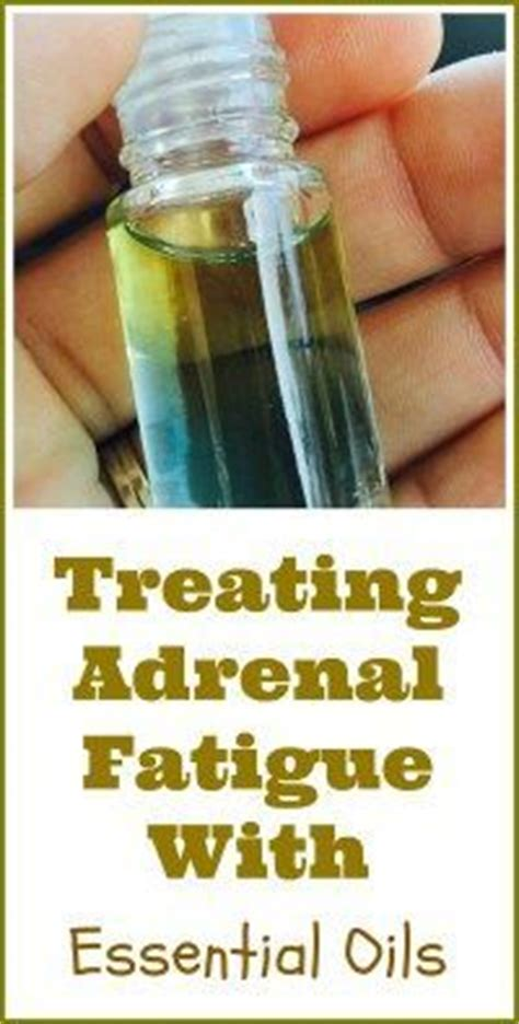 Adrenal Detox Home Remedy by Adrenal Glands Essential Oils And On