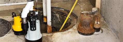 primary backup sump pumps green tech plumbing