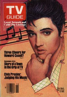 Elvis Zenfone 5 murder she wrote 1986 tv guide tv guide covers