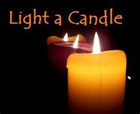 april write 2013 day 22 acrostic light a candle the