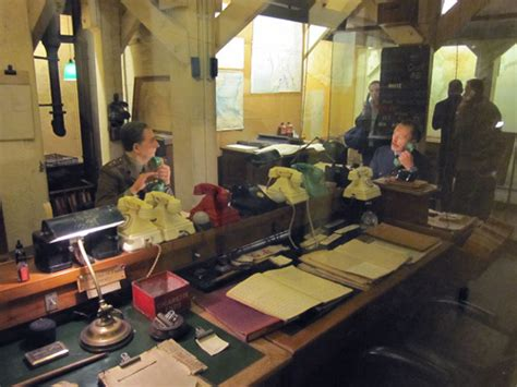 War Rooms Hours by The Churchill War Rooms