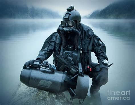 special operations special operations forces combat diver photograph by tom weber