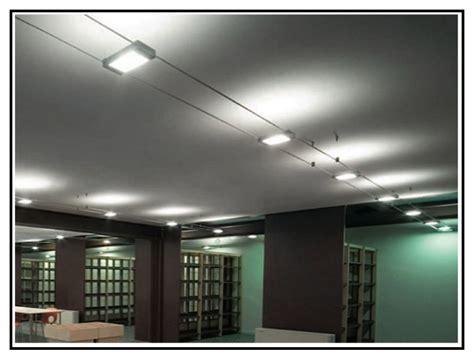 illuminazione su binario faretti su cavo cavo faretti bassa tensione illuminazione