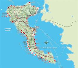 beaches map 44 6 best corfu beaches corfu benitses travel guide