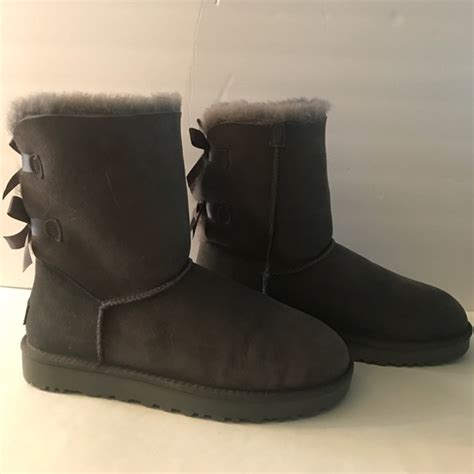 ugh boots for 40 ugg shoes nwot ugh bailey bow ii boots from
