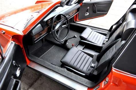 Porsche 914 Innenausstattung by 1970 Porsche 914 For Sale Interior 2 Porsche Pinterest