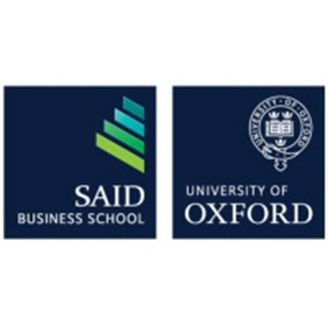 Oxford Mba Said Sector by International Business Oxford International Business School