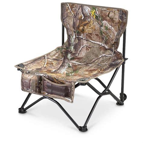realtree recliner chair browning 174 striker folding seat realtree 174 ap 217974