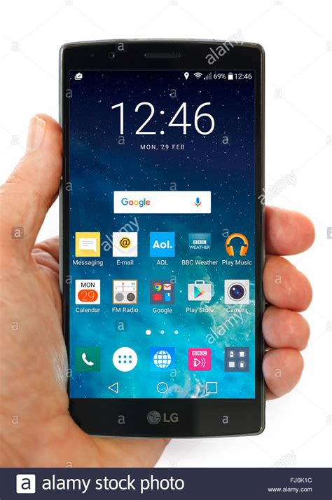 forgot pattern lock android marshmallow home screen on an lg g4 5 5 inch android phone running
