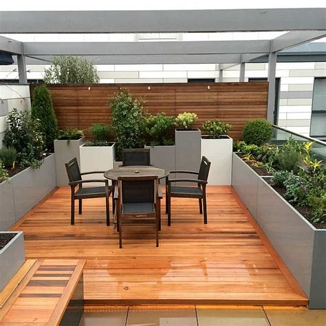 rooftop terrace design roof terraces gardens by contemporary london designers