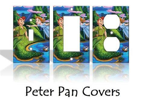 peter pan home decor peter pan disney light switch covers wallplates