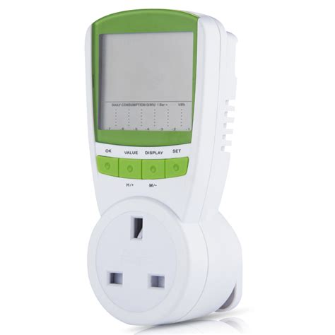 energy usage calculator uk in power meter energy monitor kwh electricity