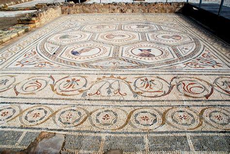 era romana mosaicos de la era romana en it 225 lica santiponce sevilla