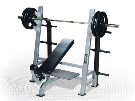 inclined bench york commercial olympic incline bench gopher performance