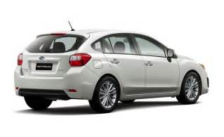 Subaru Impreza Hatchback Used Car And Driver