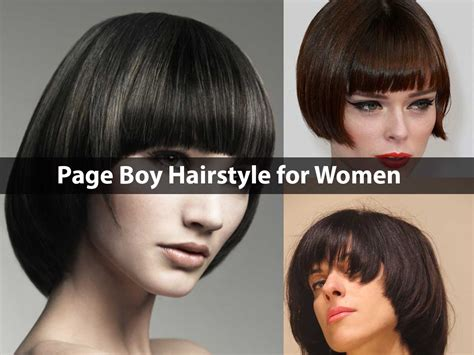 pageboy hair styles for black women pageboy bob haircut haircuts models ideas