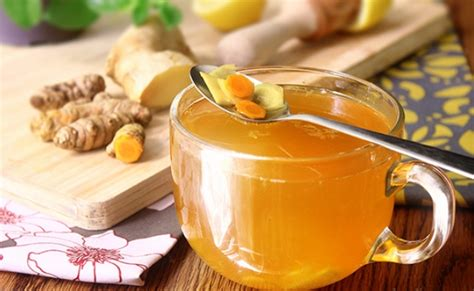 Turmeric Detox Drink by 3 Ways To Detox With Lemon And Turmeric Daily Diy Health