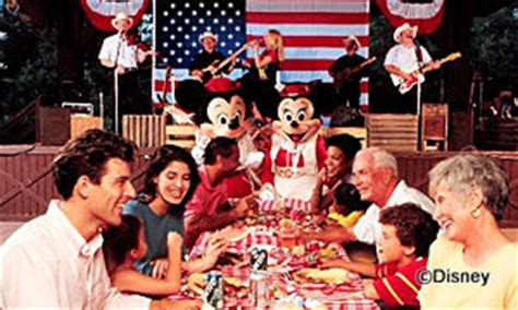 mickey s backyard bbq the disney food