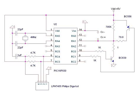 transistor mosfet p6na60fi capacitor microcontroller circuit 28 images circuit diagram to supply steady 5v dc power