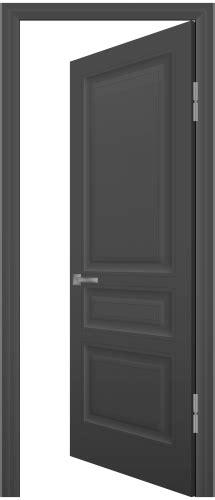 Open Door Grey PNG Clip Art - Best WEB Clipart